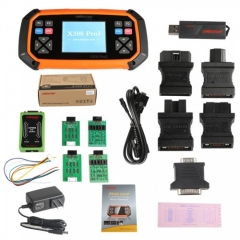 Promotion OBDSTAR X300 PRO3 Key Master Full Package Configuration Support Toyota G & H Chip All Keys Lost Free Shipping by DHL
