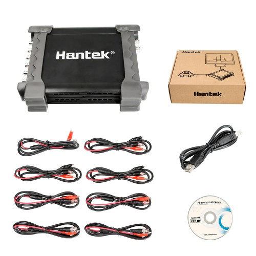 2018 Newest Version Hantek 1008A/1008C 8 Channel PC Oscilloscope/DAQ/8CH Generator