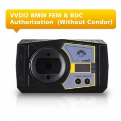 VVDI2 BMW FEM & BDC Functions Authorization Service Without Ikeycutter Condor