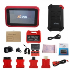XTOOL X-100 Pad X100 PAD Tablet Key Programmer with EEPROM Adapter Support Special Functions X100pad