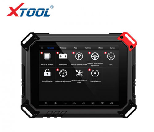 XTOOL EZ500 Full-System Diagnosis for Gasoline Vehicles with Special Function Same Function With XTool PS80 Update Online
