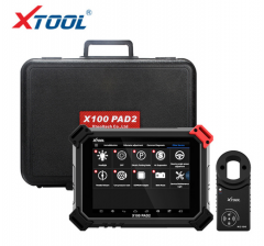 XTOOL X100 PAD2 Pro Wifi & Bluetooth Professional Diagnostic Tool/key programmer with VW 4th 5th IMMO/Odometer adjustment