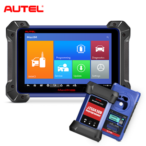 Autel MaxiIM IM608 Diagnostic Key Programming and ECU Coding Tool Same as Auro OtoSys IM600