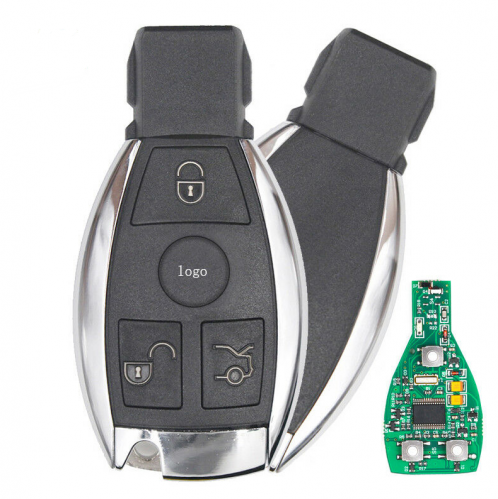 New Remote Key Fob With Infrared 433MHz for Mercedes-Benz 2006-2010