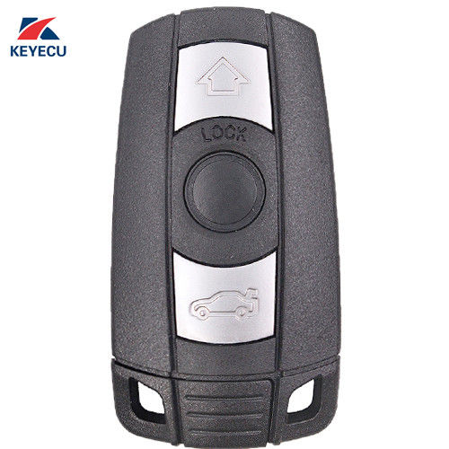 3 Button Smart Remote Key CAS3 for BMW 1 3 5 6 7 Series 868MHZ With ID7944 Chip with logo