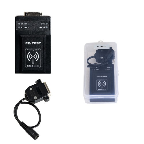 YH Remote Key Tester Frequency/Infrared IR