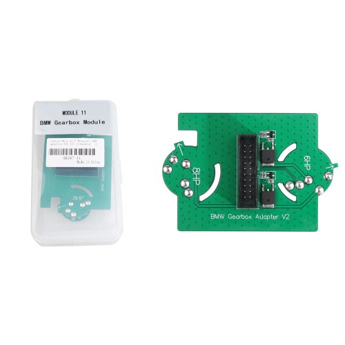 Yanhua Mini ACDP Module11 Clear EGS ISN Authorization with Adapters Support both 6HP & 8HP