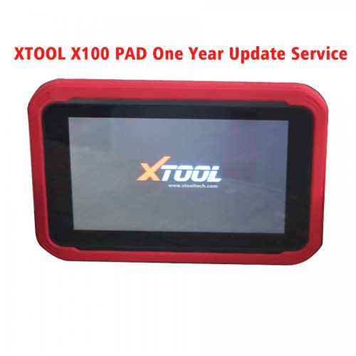 One Year Update Service for XTOOL X100 PAD