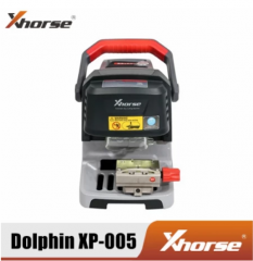 Xhorse Dolphin XP-005 XP005 Automatic Key Cutting Machine Work on IOS & Android with Built-in Battery