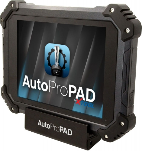 AutoProPAD BASIC Transponder Programmer from XTOOL