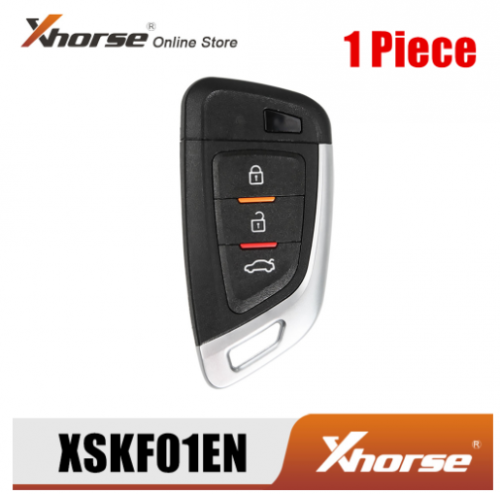Xhorse XSKF01EN Universal Smart Proximity Flip Type Key for VVDI2/VVDI Mini Key Tool  key tool max  key tool plus pad 1 pc