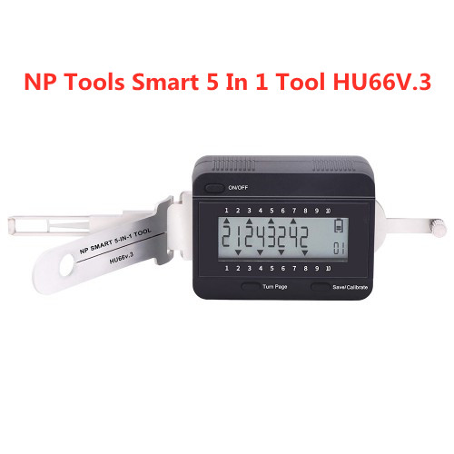 Smart decoder 5-in-1 tool NP Tools Smart 5 In 1 Tool HU66V.3 HU92