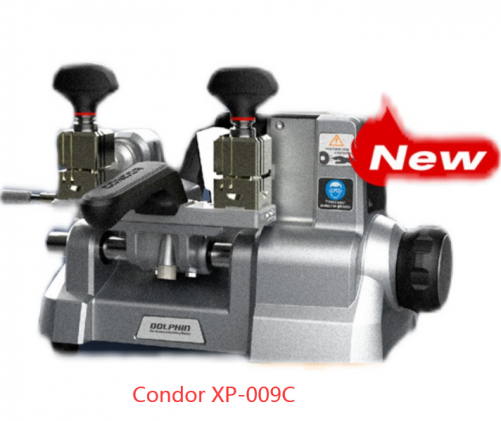 Xhorse XP-009C Key Cutting Machine for Single-Sided keys and Double-Sided Keys NO Battery